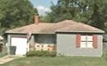 Equality House (before), 1200 Southwest Orleans Street, Topeka, Kansas
