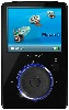 "Sandisk Sansa Fuze Black Media Player w/FM tuner, 1.9"" LCD, micro SDHC slot."